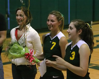 6307 Volleyball Seniors Night 102109