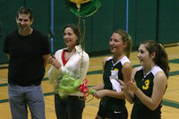 6309 Volleyball Seniors Night 102109