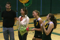 6310 Volleyball Seniors Night 102109