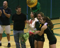 6312 Volleyball Seniors Night 102109