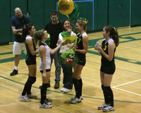 6314 Volleyball Seniors Night 102109