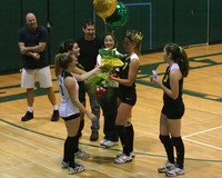 6315 Volleyball Seniors Night 102109