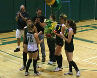 6317 Volleyball Seniors Night 102109
