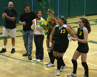 6325 Volleyball Seniors Night 102109