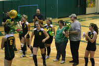 6343 Volleyball Seniors Night 102109