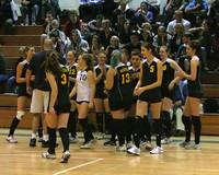 6354 Varsity Volleyball v Orting 102109