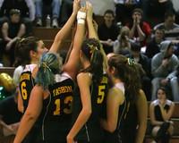 6365 Varsity Volleyball v Orting 102109