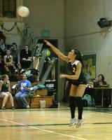 6371 Varsity Volleyball v Orting 102109