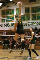 6384 Varsity Volleyball v Orting 102109