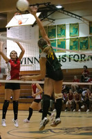 6397 Varsity Volleyball v Orting 102109