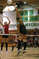 6397 Varsity Volleyball v Orting 102109