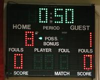 6401 Varsity Volleyball v Orting 102109