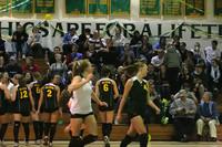 6402 Varsity Volleyball v Orting 102109