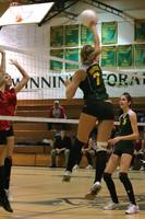 6407 Varsity Volleyball v Orting 102109