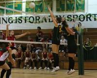 6411 Varsity Volleyball v Orting 102109