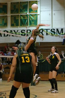 6421 Varsity Volleyball v Orting 102109
