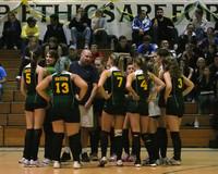 6427 Varsity Volleyball v Orting 102109