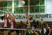 6432 Varsity Volleyball v Orting 102109