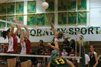 6432 Varsity Volleyball v Orting 102109