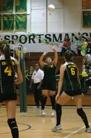 6440 Varsity Volleyball v Orting 102109