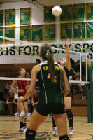 6444 Varsity Volleyball v Orting 102109
