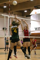 6448 Varsity Volleyball v Orting 102109