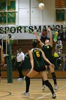 6450 Varsity Volleyball v Orting 102109