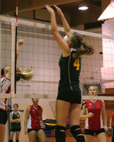 6453 Varsity Volleyball v Orting 102109
