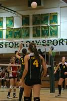 6456 Varsity Volleyball v Orting 102109