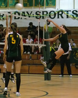 6457 Varsity Volleyball v Orting 102109