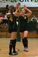 6460 Varsity Volleyball v Orting 102109