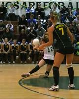 6465 Varsity Volleyball v Orting 102109