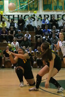 6467 Varsity Volleyball v Orting 102109