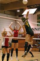 6478 Varsity Volleyball v Orting 102109