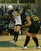 6482 Varsity Volleyball v Orting 102109