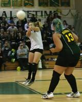 6482 Varsity Volleyball v Orting 102109