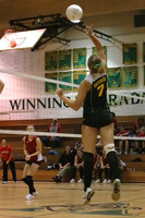 6485 Varsity Volleyball v Orting 102109