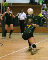6493 Varsity Volleyball v Orting 102109