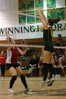 6516 Varsity Volleyball v Orting 102109