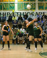 6536 Varsity Volleyball v Orting 102109