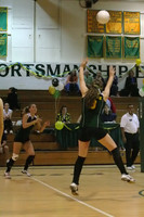 6556 Varsity Volleyball v Orting 102109