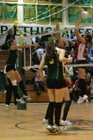 6557 Varsity Volleyball v Orting 102109