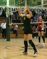 6573 Varsity Volleyball v Orting 102109