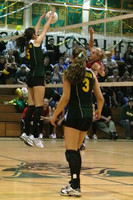 6600 Varsity Volleyball v Orting 102109