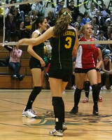 6602 Varsity Volleyball v Orting 102109