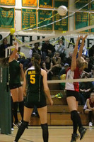 6625 Varsity Volleyball v Orting 102109