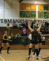 6634 Varsity Volleyball v Orting 102109