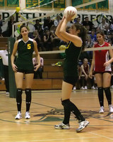 6637 Varsity Volleyball v Orting 102109