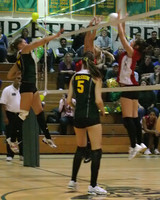6663 Varsity Volleyball v Orting 102109