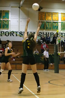 6668 Varsity Volleyball v Orting 102109